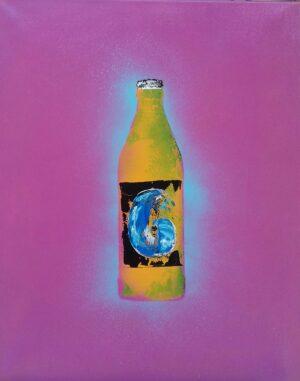 wave in a bottle