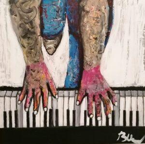 дявол на пианото