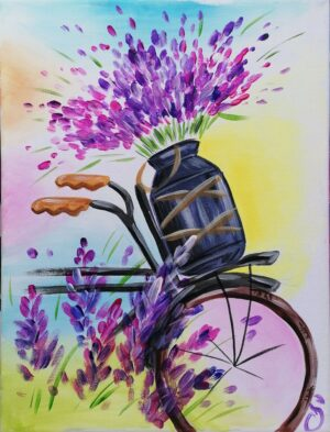 цветно колело